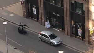 Londrada bombalı araç paniği