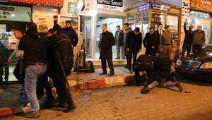 Artvin'de, Ensar Vakfı protestosuna polis müdahalesi: 10 gözaltı