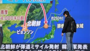Güney Koreden ilk açıklama Ciddi tehdit