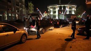 Uşakta Huzur 64- 93 denetiminde 15 tutuklama
