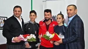 Avrupa Şampiyonu karetecilere Cumhuriyet altını