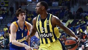 Fenerbahçe Doğuş yarın Baskonia deplasmanına çıkıyor
