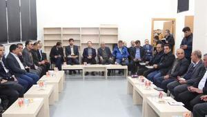 İran heyeti Ispartada