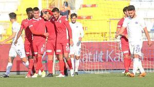 Boluspor, Kasımpaşayı kupanın dışına itti