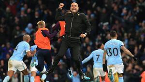 Manchester City şov sürüyor