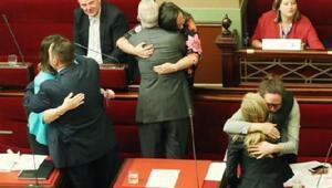Avustralya'da bir eyalet ötenaziyi yasallaştırdı