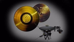NASA'nın altın plağı satışa çıkıyor