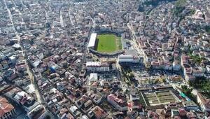 Orduda 19 Eylül Stadyumu yıkılacak, 66 dönüm arazi yeşil alan olacak