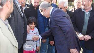 Vali Mahmut Demirtaş muhtarlarla buluştu