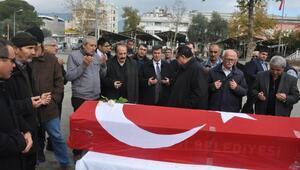 MHPli eski milletvekili Bekir Ongun son yolculuğuna uğurlandı