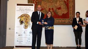 Başkan Şahine Minerva Ödülü