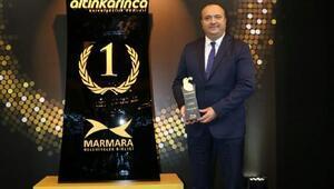 Çınarcık Belediyesi'ne 'sosyal belediyecilik' ödülü