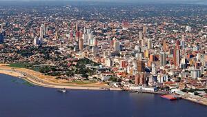36 saatte Asunción