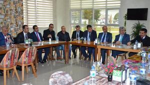 Başkan Polat, okulların müdürleriyle buluştu