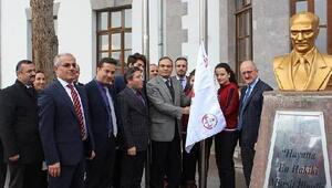 8 okul Beyaz bayrak, 11 okul beslenme dostu verildi