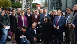 Geniş haber // Enis Berberoğlunun duruşması sonrası açıklamalar