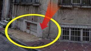 İstanbulun göbeğinde bir garip olay... Giriş yok oldu