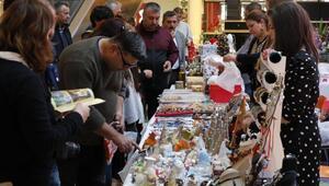 Rusların el emeği ürünlerine yoğun ilgi