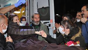 Açlık grevindeki Nuriye Gülmen böyle karşılandı