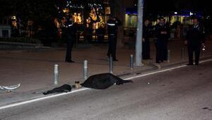 Kadıköyde trafik kazası: 1 ölü, 1 yaralı
