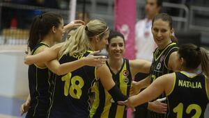 Fenerbahçe, Çanakkaleye set verdi