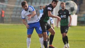 Kocaelispor - Karacabey Birlikspor: 0-0