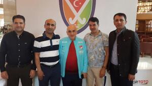 Araban Belediyespor hokey takımı kuruluyor