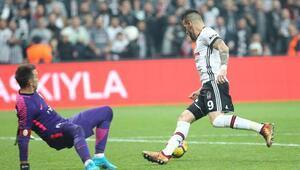 Beşiktaş - Galatasaray (EK FOTOĞRAFLAR)