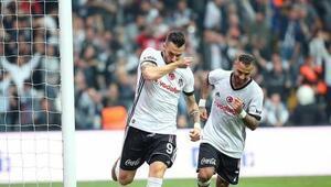 Vodofone Parka gel Beşiktaşı seyret, gole doy...