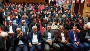 CHPli Tanrıkulu, Cumhurbaşkanı Erdoğana siyaset yolunu kendilerinin açtığını söyledi