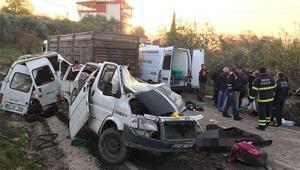 Hatay'da katliam gibi kaza: 6sı çocuk 11 ölü