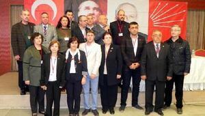 CHP Ödemişte Birlik seçildi