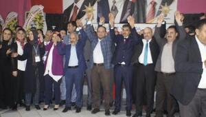 Alaşehir AK Partide başkan Murat Ertürk