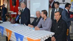 Buldanda AK Partiye yeni başkan