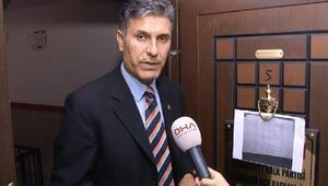 CHP Etimesgut İlçe Başkanlığı kapısına bırakılan tehdit notuna tepki