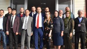 CHP Demrede Canerle devam