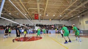 OKÜde Engelliler Spor Şenliği