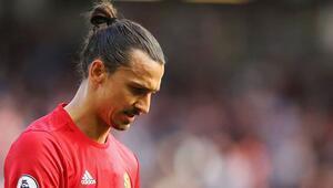 Manchester Uniteddan flaş karar Zlatan kadro dışı...