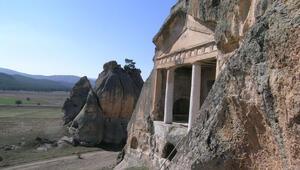 Anadolu'nun ikinci Kapadokyası: Frig Vadisi