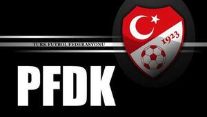 Beşiktaş, Galatasaray ve Fenerbahçe PFDKya sevk edildi