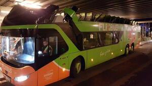 Otobüs şoförü hesap hatası yapınca...
