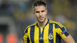 Ve Fenerbahçe kararını verdi Van Persie...