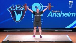 Yeni Zelandalı trans birey ağırlık kaldırma şampiyonasında bir ilke imza attı