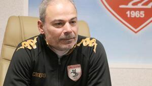 Samsunspor Teknik Direktörü İpekoğlundan sert açıklama