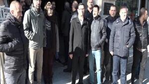 Taksimde elektrik kesintisi isyanı