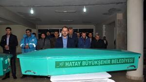 Kazada ölen kaçaklardan 9u toprağa verildi