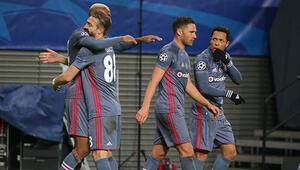 Beşiktaş Şampiyonlar Liginde rekorlarla turladı - İşte maçın özeti ve golleri