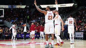 Cleveland Cavaliers seriyi 13 maç çıkardı