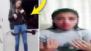 Üniversiteli gençten tepki çeken video Özür diledi ama...