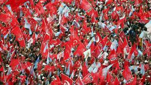 CHP İzmirde sandık başında